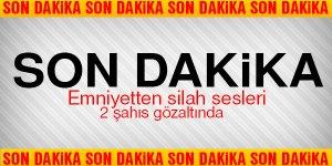 Son Dakika: İstanbul Emniyet Müdürlüğü'nde silah sesleri