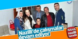 Nazilli'de engelsiz yaşam İçin çalışmalar devam ediyor