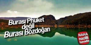 Bozdoğan'da Dünya'nın 8. harikası sizleri bekliyor