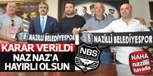Nazilli Belediyespor, Fatih Akyel ile anlaştı
