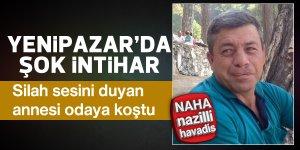 Yenipazar'da intihar şoku