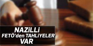 Nazilli FETÖ davasında 6 tahliye