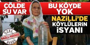 Hasköy'de evlerde su yok