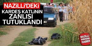 Kardeşlerin katili tutuklandı
