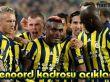 Fenerbahçe'nin Feyenoord kadrosu açıklandı!