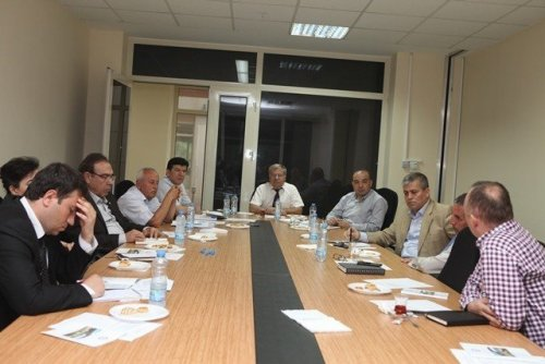 Aydın Jeotermal Platformu Adü'de Toplandı