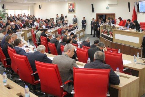Büyükşehir Belediye Meclis Toplantısı Yapıldı