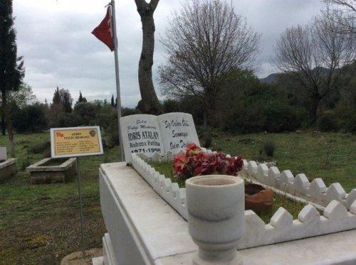 Efeler ilçesindeki şehit mezarlarının bakımları yapıldı