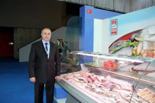 Egeliler, Brüksel'de 5 Bin Porsiyon Balık İkram Etti