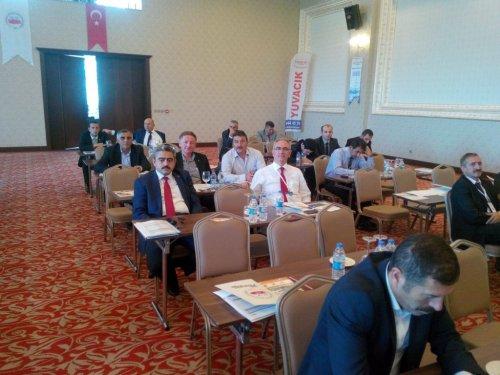 Jeotermal Belediyeler Meclisi Kocaeli'de Toplandı