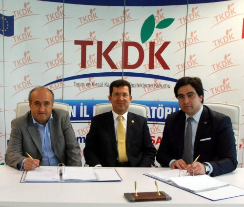 TKDK Desteği ile Nazilli'ye Soğuk Hava Deposu Kazandırılıyor