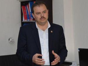 Abdurrahman Öz Ülke TV'de konuştu